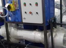 محطة تحلية ماء ROحجم 2000لتر ساعه