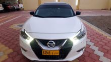 km Nissan Maxima 2017 for sale