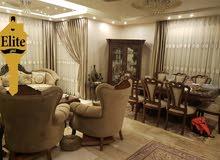 شقة طابق ثاني للبيع في الاردن - عمان - خربة سكا ( ضاحية النخيل ) مساحة 200م