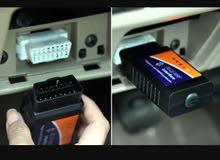 للبيع جهاز OBD2 لفحص السيارات