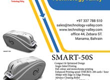 SMART-50S ID card printer Single-Sided Thermal ID Card Printer