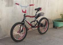 دراجه هوائيه  كوبرا شبه جديد