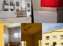 غرف نظيفه ومكيفه شامل الكهرباء والماء
