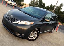 TOYOTA SIENNA 2013 GOOD CONDITION Full Automatic