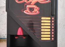 ماكينة تحضير المشروبات الساخنة