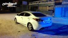 Automatic Hyundai Avante 2012