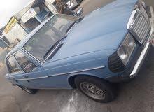 E 200 1976 - Used Manual transmission