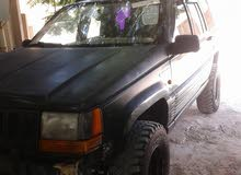 Jeep Grand Cherokee car for sale 1997 in Benghazi city