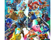 Super Smash Bros Ultimate for Nintendo Switch for sale