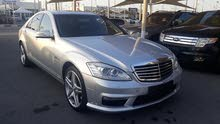 2010 Mercedes S550 kit AMG 63 clean car from Japan