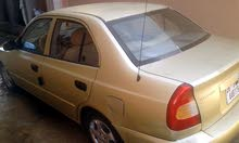 +200,000 km Hyundai Verna 2001 for sale