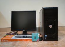 أجهزة كمبيوتر مكتبي ديل - DELL بحالة ممتازة