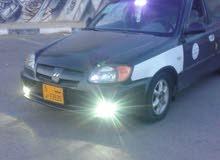 Black Hyundai Verna 2004 for sale