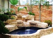 ديكور حدائق بالرياض 0552901315