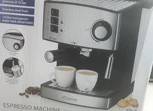 مكينة قهوه المانيه روعه