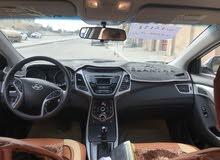 Gasoline Fuel/Power   Hyundai Elantra 2016