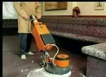 تنظيف شقق وملاحق ومزارع -تنظيف غسيل سجاد ومو