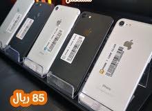 ايفون 7 ذاكرة 128 اصلي فقط 85 مع الضمان اصلي 100٪100