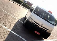 Used condition Toyota Hiace 2011 with 0 km mileage