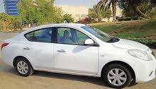 Nissan Sunny car for sale 2012 in Farwaniya city