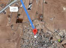 للبيع ارض 515 م في الذهيبه الشرقية شارع الميه الجديد