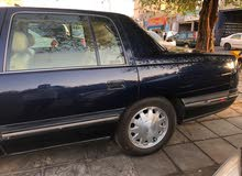 Automatic Blue Cadillac 1998 for sale