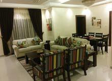 شقة مفروشة سوبر ديلوكس فاخرة للايجار السنوي في دير غبار - عائلات فقط