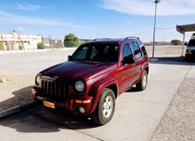 Jeep Liberty American 2003 Automatic  for Sale