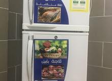 غسالة وثلاجة استعمال بسيط