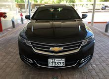 Gasoline Fuel/Power   Chevrolet Impala 2014