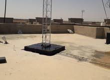 البحث عن مبنى لتركيب برج اتصالات
