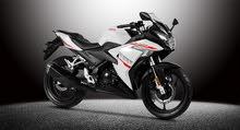 دراجات نارية رياضية جديد بالكرتون LONCIN GP 250cc