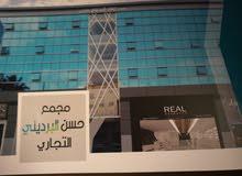 مكتب فاخر للإيجار مرج الحمام قرب دوار الدله