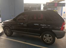 +200,000 km Kia Sportage 2008 for sale