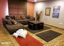 شقة مفروشة فخمة جدا في الجبيهة – عمان (1 نوم)