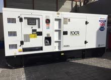 135/ 150KVA Perkins Made in UK Generators - مولدات كهرباء