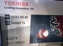 Toshiba 65 inch screen for sale