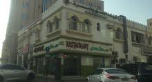 محل للايجار بجانب فندق المها الغبره