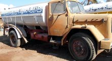 سيارة نقل فنطاس للبيع ( مستعملة ) ماركة نصر