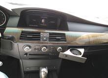 Gasoline Fuel/Power   BMW 545 2004