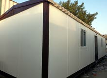 Used & Refurbished Fire-Rated Portacabin Caravan
