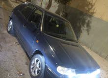 Manual Blue Skoda 1997 for sale