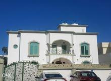 Mawaleh South neighborhood Seeb city - 300 sqm house for rent