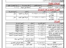 محاسب مالي مصري /نقل كفاله/ ولدي رخصه قياده