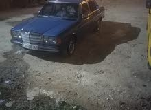 Mercedes Benz C 200 made in 1984 for sale