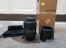 Nikon Nikkor 105 VR 2.8g