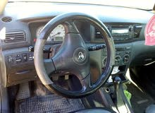 Manual Toyota 2005 for sale - Used - Gharyan city