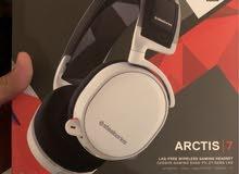 سماعه قيمنق steelseries arctis 7