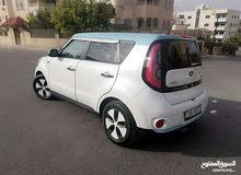 Electric Fuel/Power   Kia Soal 2015