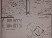 للبيع ارض سكني تجاري مرتفعات العامرات السادسة